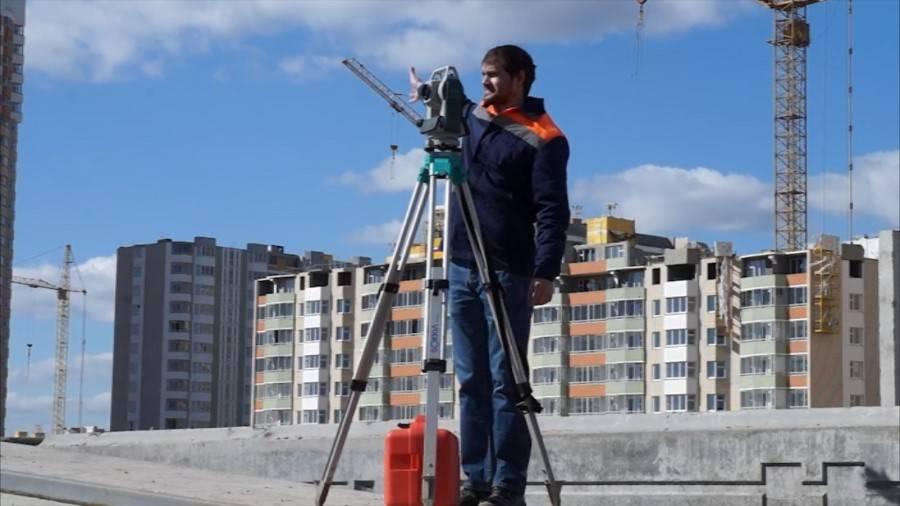 геодезические работы для сопровождения строительства