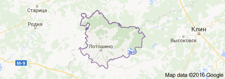 поселок Лотошино