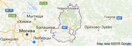 город Ногинск