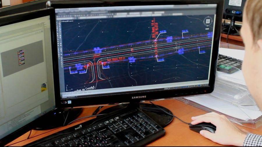 проектирование дорог и светофоров
