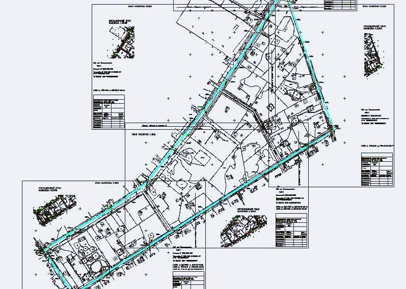 Проектирование водопровода