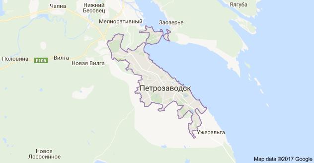 город Петрозаводск и Республика Карелия