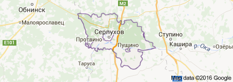 город Серпухово