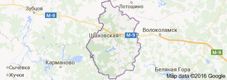 поселок Шаховская