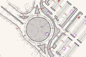 Дорожное проектирование и создание планов линейных объектов
