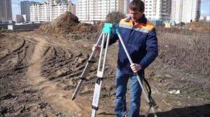 Геодезические работы, съемка местности и изыскания в Брянске