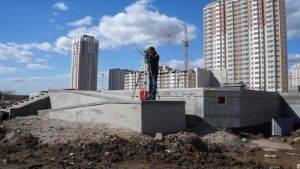 Геодезическое сопровождение строительных работ