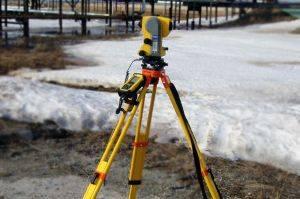 Инженерная геодезия для земельного участка
