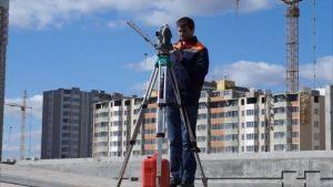Исполнительная съемка при строительстве фундаментов и оснований