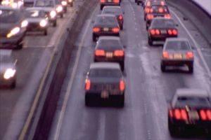 Измерение движения автомобильного транспорта