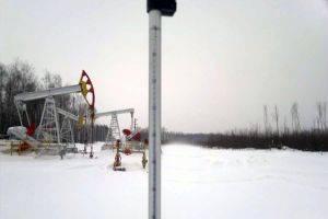 Контрольные съемки системы газопроводов