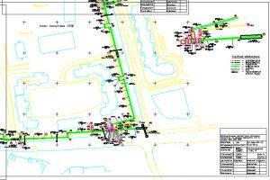 План проектирования канализации