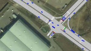 Проектирование ОДД для автомобильного транспорта