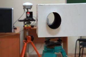 Проведение лазерных измерений
