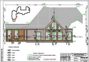 Создание исполнительных схем фасада