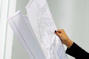 Создание контурных и топографических планов