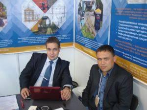 Геофизические работы на стенде в городе Казань