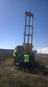 Инженерные изыскания для строительства дороги