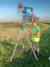 Проведение топосъемки и геодезических исследований
