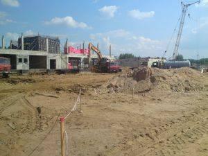 сопровождение строительных работ в геодезии