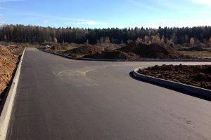 Геологические работы при строительстве автодороги