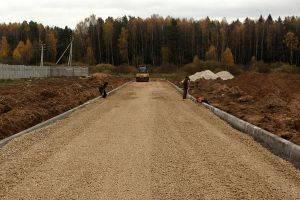 Проведение инженерных изысканий при строительстве автодороги