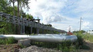 Трубопроводы для нефти и газа - геодезический контроль