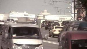 Управление передвижением транспорта на дорогах