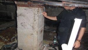 Оказание услуги по обследованию зданий и сооружений