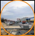 Строительство автодорог и наружных инженерных сетей