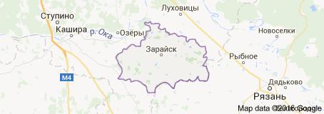 город Зарайск